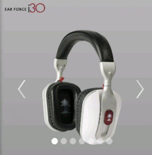 Turtle Beach i30 Wireless Headphones £39.99 @ TurtleBeach