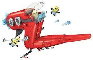 Despicable Me Supervillain Jet. Mega Bloks. £5.99 delivered. RRP £39.99. Argos (ebay)