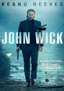 John Wick (DVD) £3 @ Tesco Free Delivery