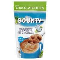 Bounty, Malteser, M+M and Twix Hot Chocolate, £1 in Poundland and Poundworld