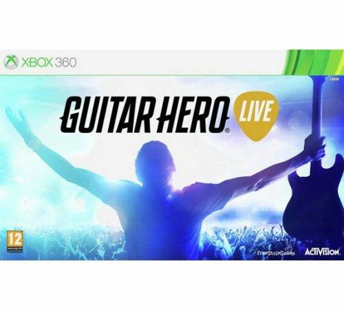 Guitar Hero Live - Xbox 360 £19.99 argos
