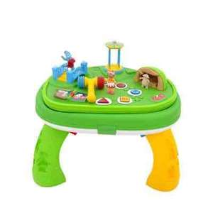 in the night garden table reduced £60 to £18 free c&c over £20 at Debenhams