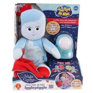 sleep all night Iggle Piggle £35 down to £10.50 at Debenhams