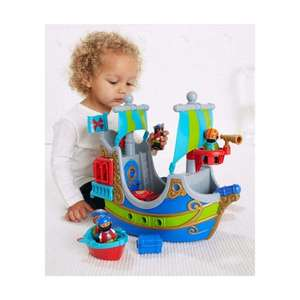 ELC Happyland Pirate Ship £15 Debenhams