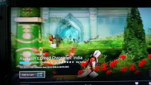 Assassins Creed Chronicles India / Russia / China  All £3.29 each @ PSN uk