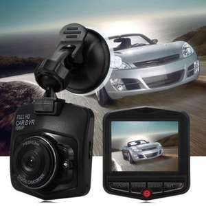720P 2.31 inch Car Dashcam Video Recorder with screen - £11.47 @ GearBest