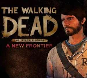 Walking Dead - A new frontier. Part one FREE on iOS App Store