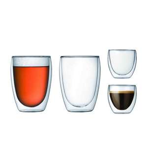 Bodum Pavina Double Wall Glasses £10.99 - Amazon (prime exclusive)