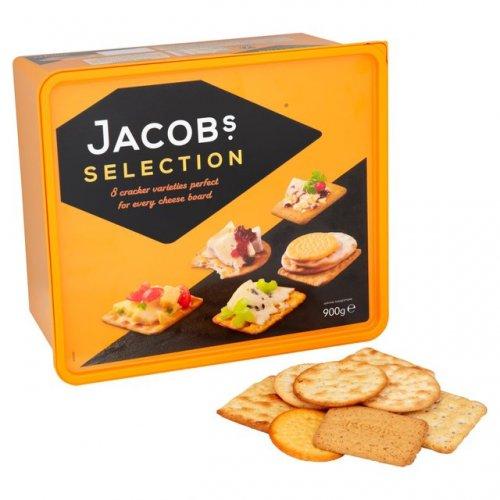 Jacobs Cream Crackers £2 @ Tesco instore