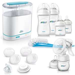 Avent Essential Natural Starter Set