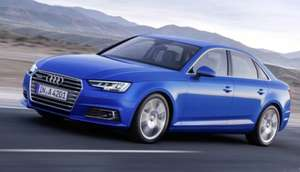 Audi A4 Saloon 1.4T FSI Sport 4dr £113.16 p/m for 24 months + £3000 initial payment £5602.68 @ Vehicles for business