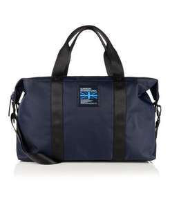 Superdry Mens city breaker holdall bag in midnight navy was £44.99 now £13.49 delivered @ eBay sold by Superdry