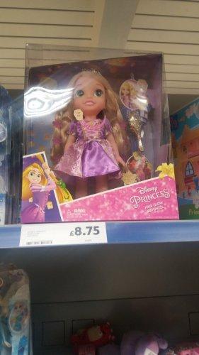 Disney Princess Hair Glow Rapunzel £8.75 in store Tesco