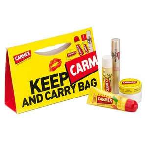 Carmex Gift Set  £3.99 at Superdrug