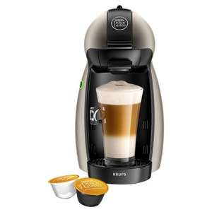 £29 Nescafe Dolce Gusto Piccolo from Tesco- reduced from £79.50