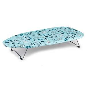 table top ironing board was £15 now £6.29 at Robertdyas