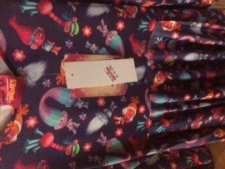 Trolls Poppy Skater Dress £4 in Tesco