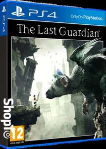 The Last Guardian PS4 @ Shopto - £24.85