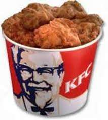 Kfc 10 piece bucket + 30% free £12.99 (£10.40 with receipt survey)