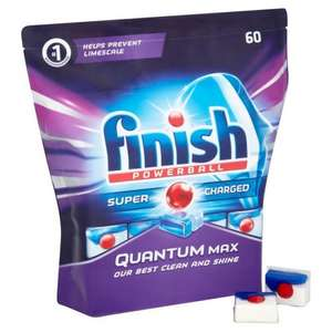 Finish Quantum Max Tablets Regular  60 per pack - £6.00 @ Ocado