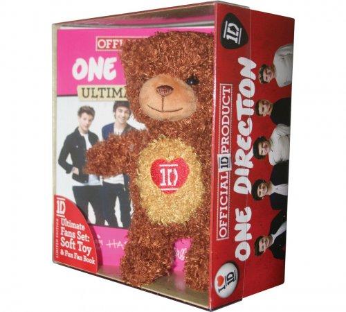 One Direction Book & Teddy - £0.09 @ Argos