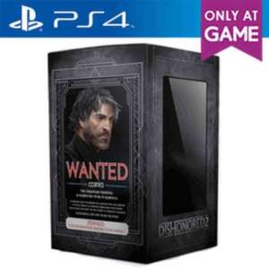 Dishonored 2 Collectors Edition (PS4) £49.99 @ GAME