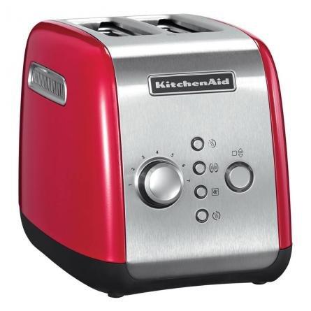 KitchenAid two slice toaster half price - £49.99 at Hughes