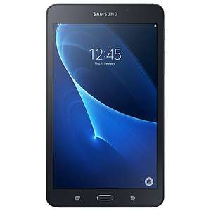 "Samsung Galaxy Tab A Tablet, Quad-Core T-Shark 2A, Android, 7.0"", 8GB, Wi-Fi, Black £89 @ John Lewis"