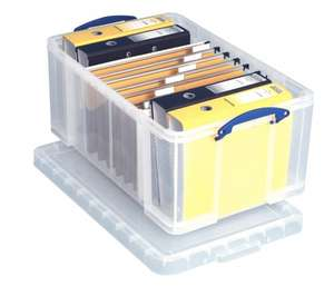Really Useful box 64 Litres £4.36 instore Homebase