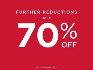 Accessorize sale - now up to 70% off plus extra 10% with code