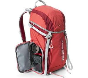 Manfrotto Off Road 30l red hiking camera backpack £59.99 @ Currys
