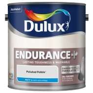 Dulux Endurance Matt Emulsion - £9 for 2.5L (Instore) @ B&M