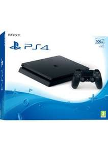 PS4 Slim 500gb £189.99 + £5.95 delivery (£195.94) @ Simply Games