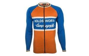 Holdsworth Heritage Short/Long Sleeve Merino jerseys £28.95 delivered @ Planet X