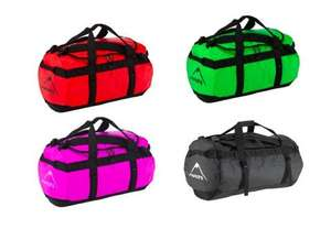 DUFFLE BAG £17.24 delivered @ Psychi