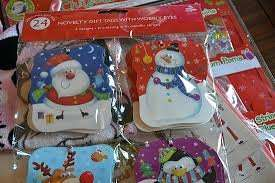 INSTORE Christmas stock massively reduced 10p @ 99p Stores