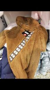 Star Wars Chewbacca Snowsuit For £5 At Blackburn Tesco