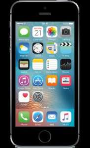 Apple iPhone SE 64GB - from £21.50 per month (no upfront cost) - iD Mobile