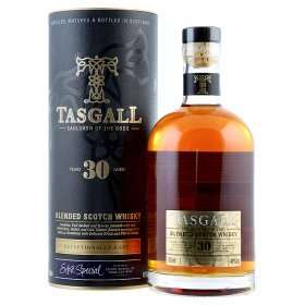 Tasgall Blended Scotch Whisky 30 Years Old £25 instore ASDA