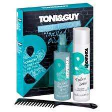 Asda instore Toni & Guy Tousled Waves Gift Set instore £3