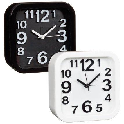 3D Number Clock £2.99 @ b&m