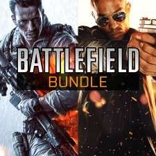 Battlefield 4/Hardline bundle £7.99 PSN UK
