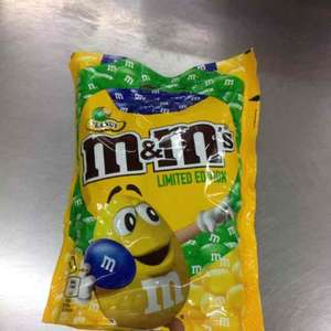 M&M's limited edition 165g 2 for £1 @ farmfoods