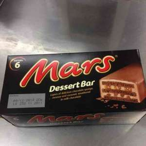 mars dessert ice cream bar 99p @ farmfoods