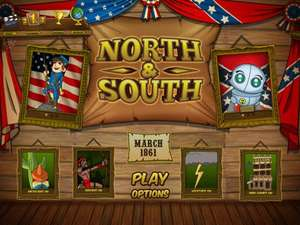 NORTH & SOUTH - The Game for IOS (FREE!!!)