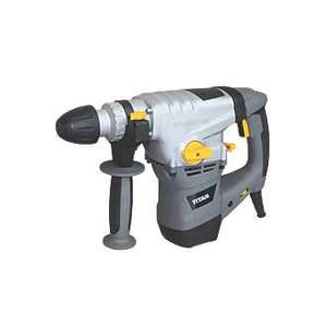 SDS Drill and drill pieces for less than £50 @ Screwfix - £49.99