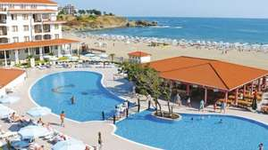 August school holidays 14nts all Inclusive Bulgaria 3* plus 2 Adults and 2 Children with discount code (SALE100) TCB 4% (Not included in price)- £2374.84 @ Thomson Holidays