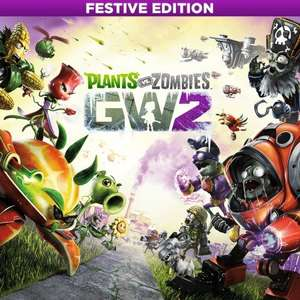 Plants vs Zombies GW 2 £15.99, Deluxe Edition £19.99 (PS4) PSN UK