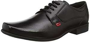 Mens Black Formal lace up Kickers Oxfords shoes £18 (Prime) / £22.75 (non Prime) at amazon (various sizes including 8s 9s 10s)