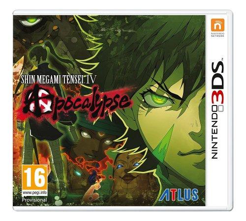 Shin Megami Tensei IV: Apocalypse (3DS) (New & Sealed) - £30.75 @ Boomerang